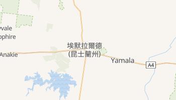 祖母綠 - 在线地图