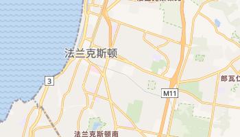 弗兰克斯顿 - 在线地图