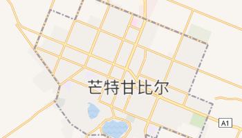 芒特甘比尔 - 在线地图