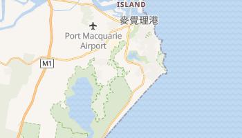 麥覺理港 - 在线地图