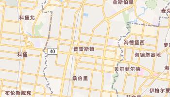 普雷斯顿 - 在线地图