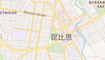 昆比恩 - 在线地图
