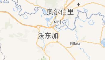 沃东加 - 在线地图