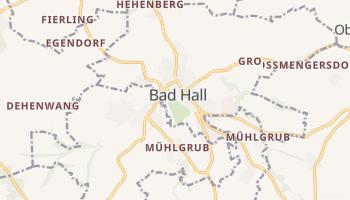 巴特哈尔 - 在线地图