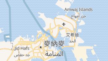 穆哈拉格 - 在线地图