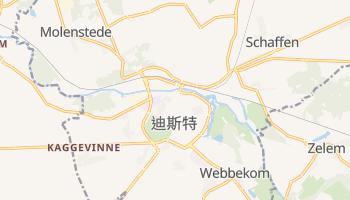 迪斯特 - 在线地图