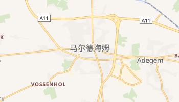 马尔德赫姆 - 在线地图