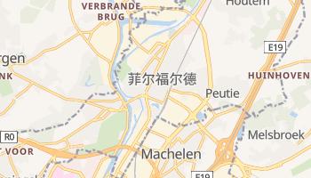 菲尔福尔德 - 在线地图