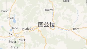 图兹拉 - 在线地图