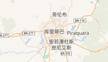 庫里奇巴 - 在线地图