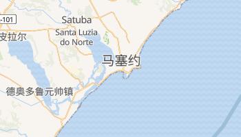 马塞约 - 在线地图