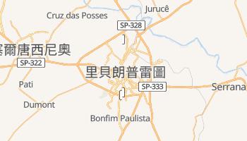 里貝朗普雷圖 - 在线地图