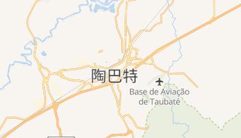 陶巴特 - 在线地图