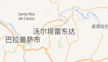 沃尔塔雷东达 - 在线地图
