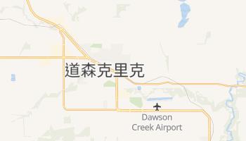 道森克里克 - 在线地图