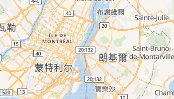 隆格伊 - 在线地图
