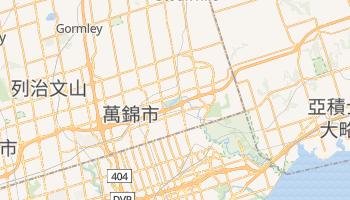 萬錦市 - 在线地图