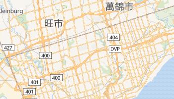 北約克 - 在线地图