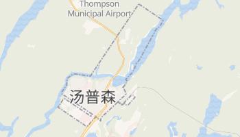 汤普森 - 在线地图