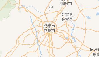成都 - 在线地图