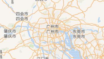 广州市 - 在线地图