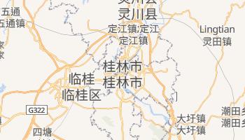 桂林市 - 在线地图