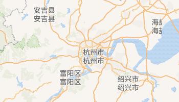 杭州 - 在线地图