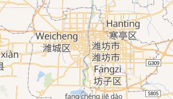 潍坊市 - 在线地图