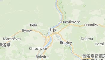 杰钦 - 在线地图