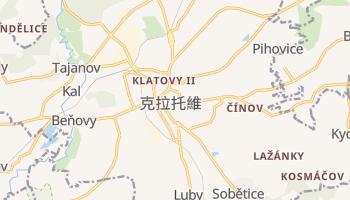 克拉托維 - 在线地图