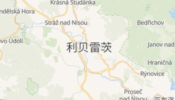 利贝雷茨 - 在线地图