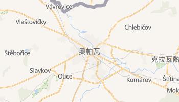 奥帕瓦 - 在线地图