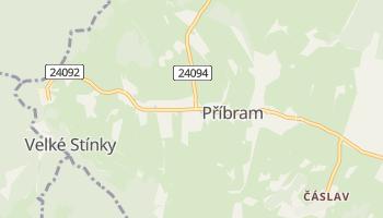 普日布拉姆 - 在线地图