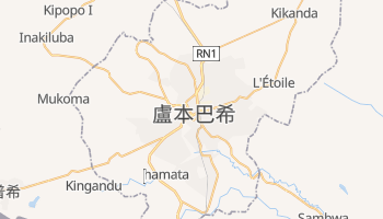 盧本巴希 - 在线地图