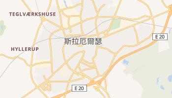 斯拉厄爾瑟自治市 - 在线地图