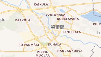 福爾薩 - 在线地图