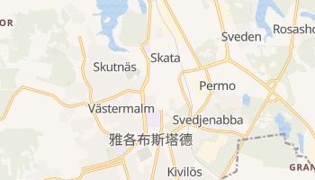 雅各布斯塔德 - 在线地图