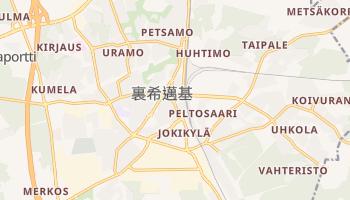里希邁基 - 在线地图
