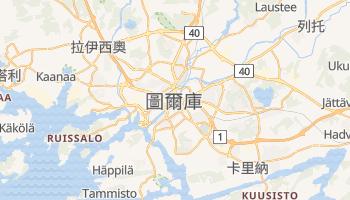 圖爾庫 - 在线地图