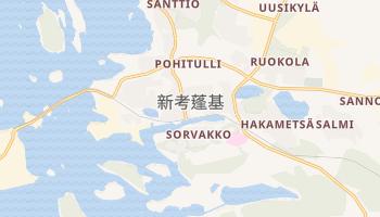 新考蓬基 - 在线地图