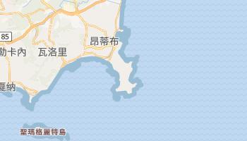 昂蒂布 - 在线地图