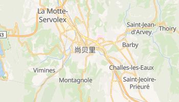 尚贝里 - 在线地图