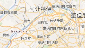 科龙贝 - 在线地图