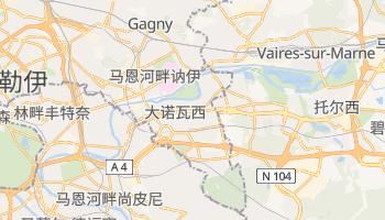 大诺瓦西 - 在线地图