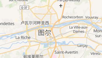 图尔 - 在线地图