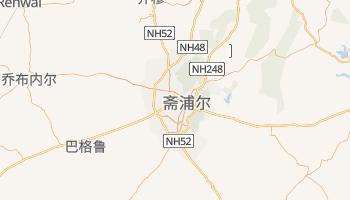齋浦爾 - 在线地图