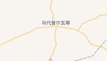 烏代浦 - 在线地图