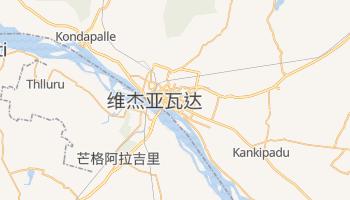 维杰亚瓦达 - 在线地图