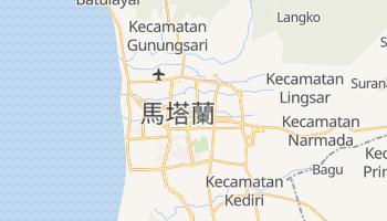 马塔兰 - 在线地图