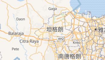 坦格朗 - 在线地图